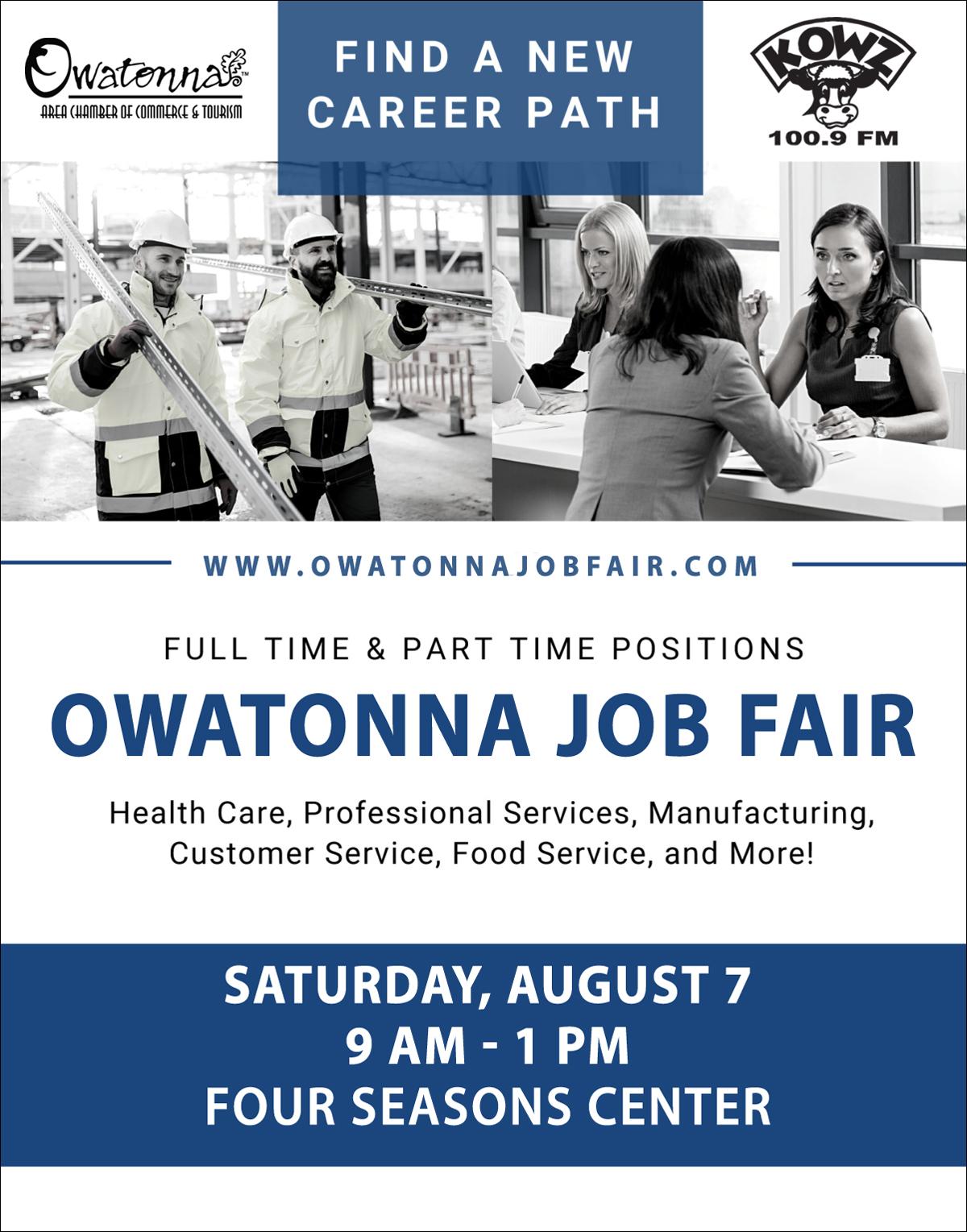 Owatonna Job Fair